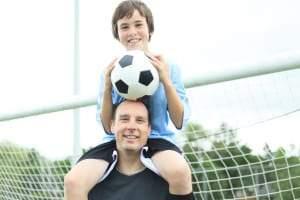 kids play sport pain free A step ahead