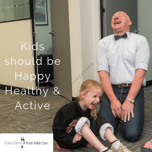 Happy, Healthy Active Kids