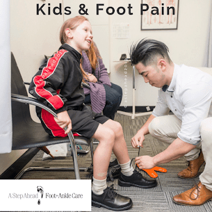 Kids and Foot Pain