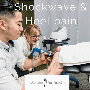 Shockwave and Heel Pain