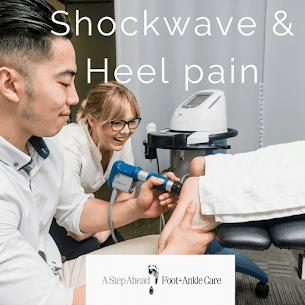 Shockwave and Heel Pain