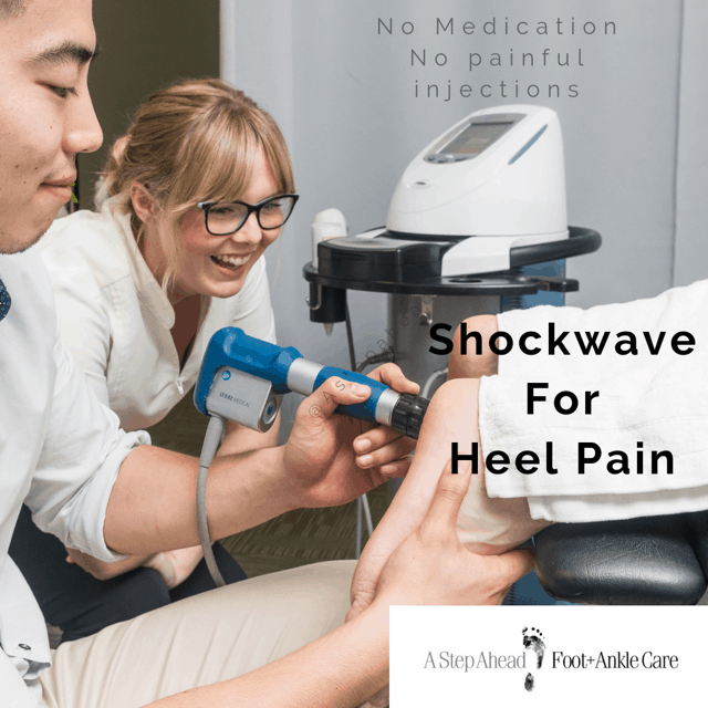 Treating Heel Pain – The full solution?